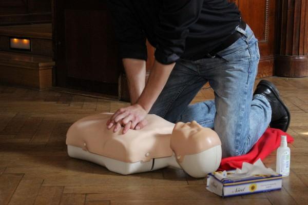 Školení první pomoci v Židovské obci v Praze – 09