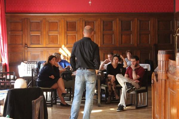 Školení první pomoci v Židovské obci v Praze – 12